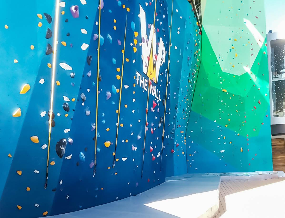 fabricacion de muros para escalar 1 | Escalada deportiva - construcción de muros para escalar ruta | Muta Climbing