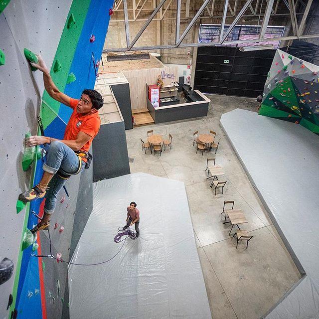 Muros para Escalar – diseño y construcción por Muta Climbing