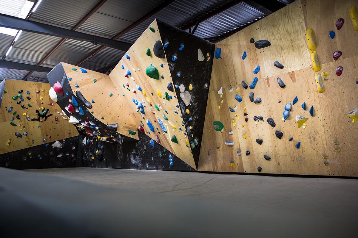 03 | Boulder Escalada - construccion de muros para boulder | Muta Climbing