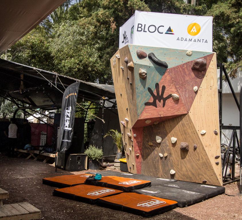 Reel Rock Movie Tour México – muro de escalada | Muta Climbing