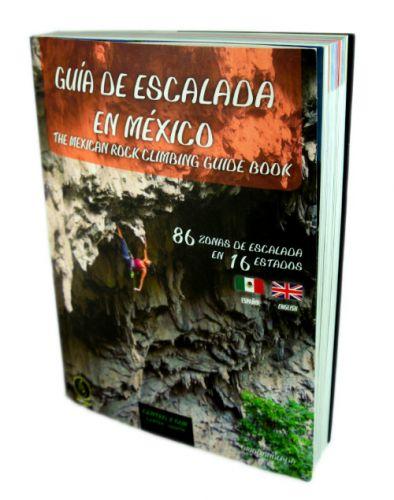 Guía de escalada con las mejores zonas del centro y sur de México