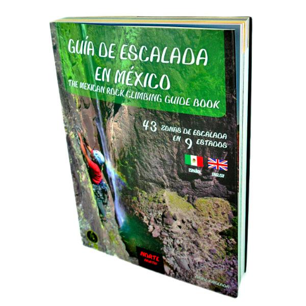 Guía de Escalada en México Norte
