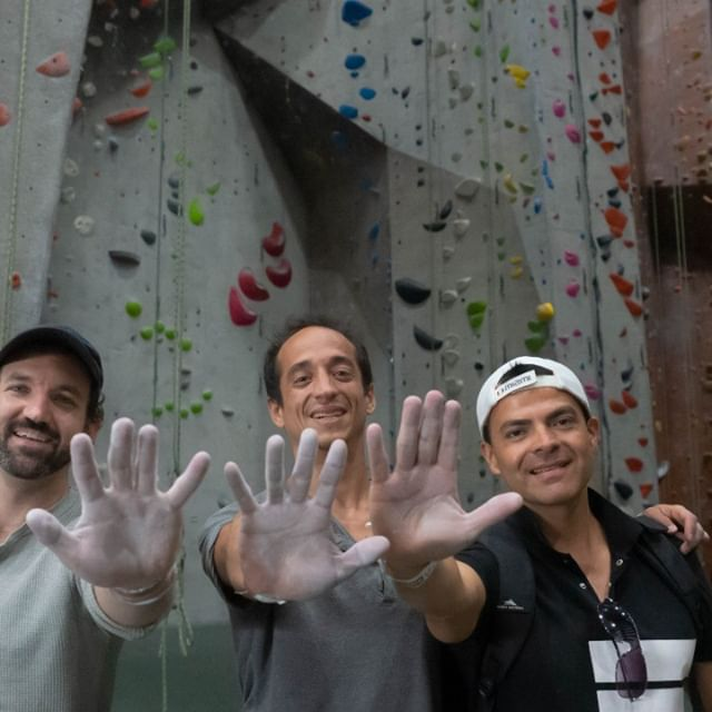Escalada deportiva – construcción de muros para escalar ruta | Muta Climbing