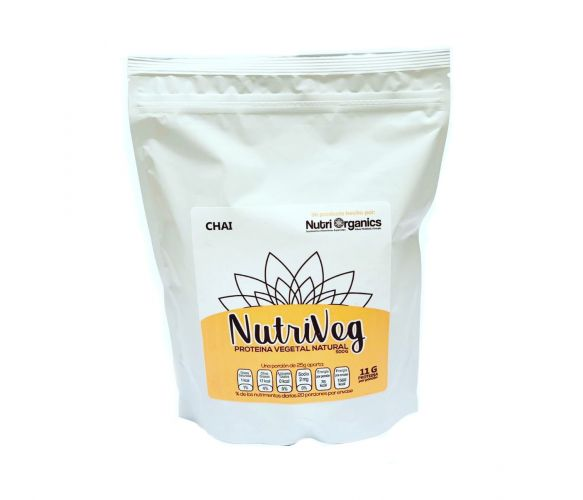 NutriVeg Proteína Vegetal